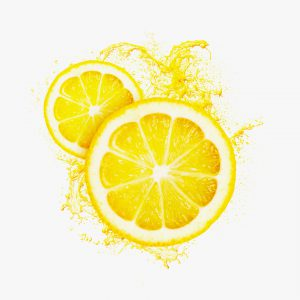 FlaveWater lemon illustration