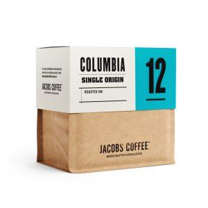 coffee packaging design Jacobs pack12