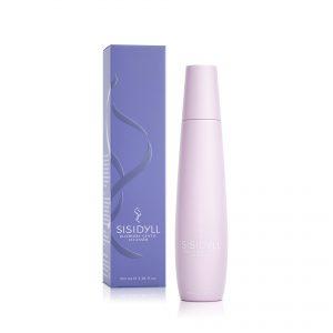 skincare packaging design Sisidyll cleanser