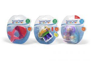 TommeeTippee infant packaging design