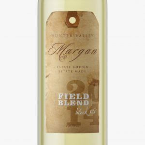 wine packaging design Margan label