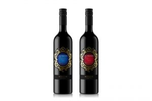 NuganEstateAlfredo wine packaging design