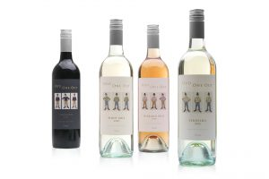 OddOneOut wine packaging design
