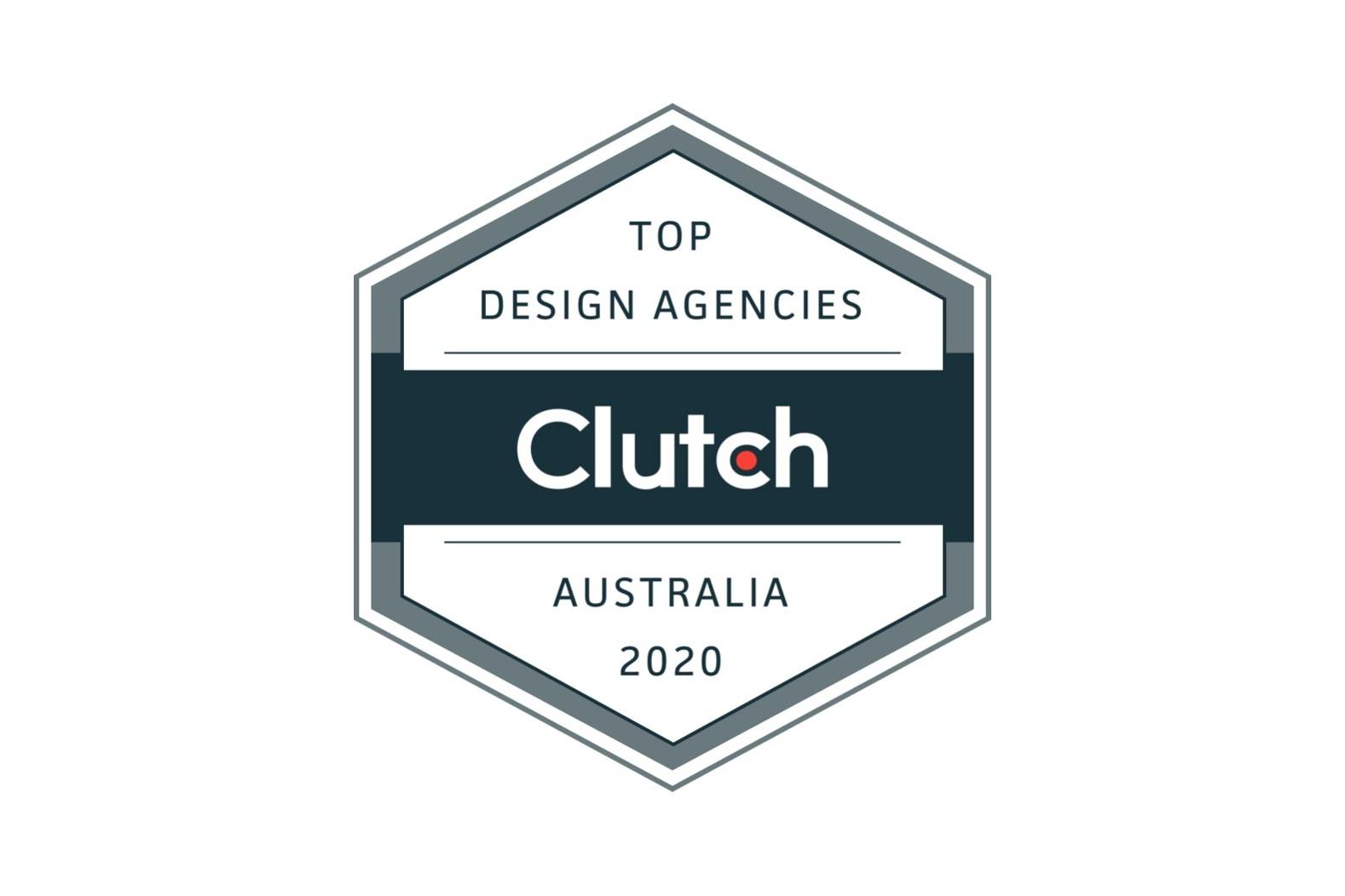Clutch Top Design Agencies Australia 2020