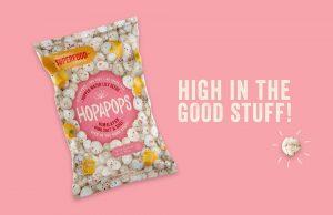 Hopapops Branding Packaging