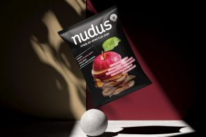 Nudus Apple Branding Packaging