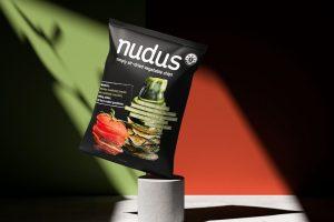 Nudus Branding Snack Packaging