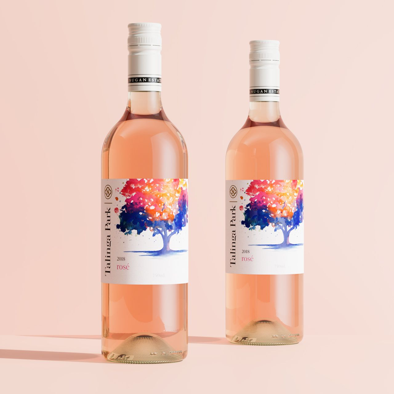 Talinga Park Wine Branding Packaging